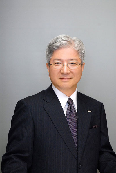 Japan bakery and confectionery machinery manufacturers association fumiharu masuda chairman of the board of japan bakery and confectionery machinery manufacturers association m4hsunfo